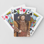 Rey Enrique VIII Barajas De Cartas