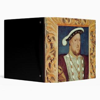 "Rey Enrique VIII Carpeta 1 1/2"""