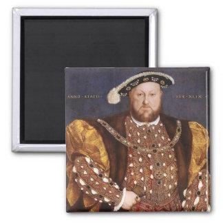 Rey Enrique VIII Imán Para Frigorífico