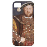 Rey Enrique VIII iPhone 5 Case-Mate Protectores