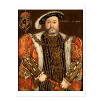 Rey Enrique VIII Tarjetas Postales