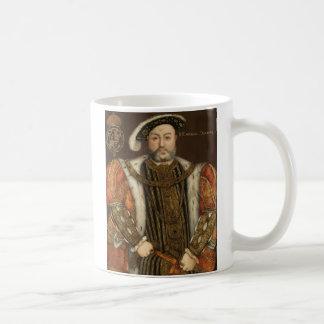 Rey Enrique VIII Taza