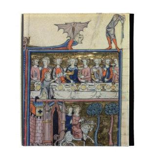 Rey f.326 Arturo y sus caballeros de ms Fr 95 alre