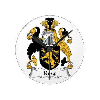 Rey Family Crest Relojes