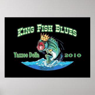 Rey Fish Blues Fest 2010 Posters