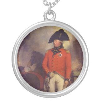 Rey George III en 1799 por sir Guillermo Beechey Collar Plateado