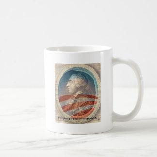 Rey George Obama III Tazas De Café