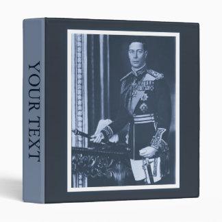 """Rey George VI del Reino Unido Carpeta 1"""""""