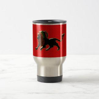 Rey Gift Mug de Jah Taza Térmica