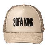 REY gorra de béisbol del SOFÁ