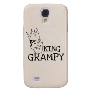 Rey Grampy y regalos