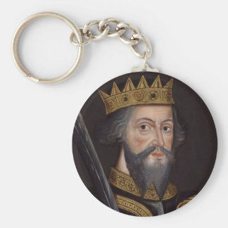 Rey Guillermo I 'el Conqueror Llavero