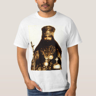 Rey Haile Selassie Shirt Camisas