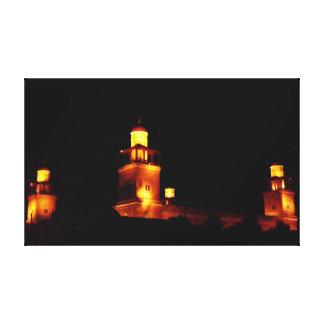Rey Hussein Mosque #2 de Amman Lona Estirada Galerias