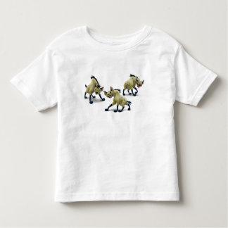 Rey Hyenas Disney del león Camisas