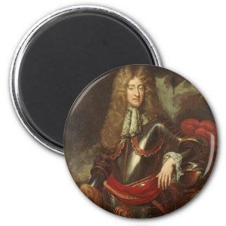 Rey James II Imán De Nevera