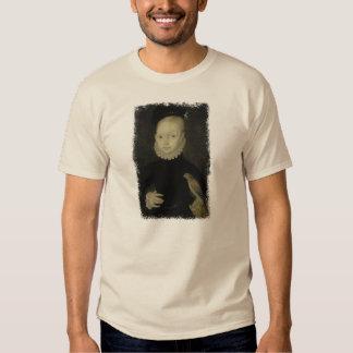 Rey James VI con el halcón de gorrión - 1574 Polera