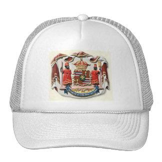 Rey Kamehameha Hat de Hawaii Gorras