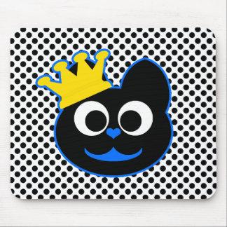 Rey Kat Blue Alfombrilla De Ratones