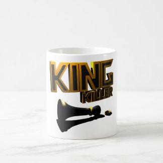 Rey Killer Mug Taza De Café