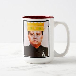 Rey Kim Jong Il de la TAZA *