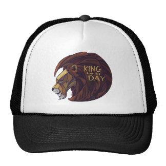 Rey Lion, rey para el gorra del día