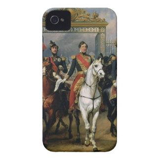 Rey Louis-Felipe (1773-1850) de Francia y la suya iPhone 4 Carcasas