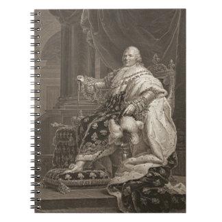 Rey Louis XVIII 1820