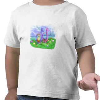 Rey Monty, príncipe Marvin, Sammy y Tammy Camisetas