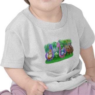 Rey Monty y la cuadrilla en el bosque de Brimlest Camiseta