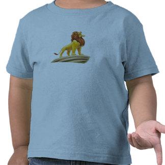 Rey Mufasa del león de Disney Camiseta