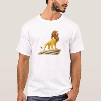 Rey Mufasa del león de Disney Playera