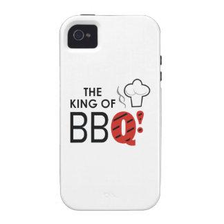 REY OF BBQ VIBE iPhone 4 CARCASAS