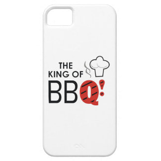 REY OF BBQ iPhone 5 CARCASAS