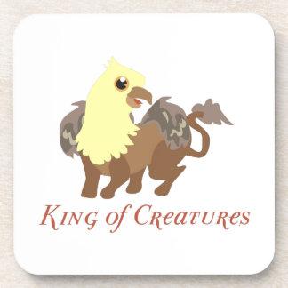 Rey Of Creatures Posavasos