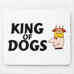 Rey Of Dogs Alfombrillas De Raton