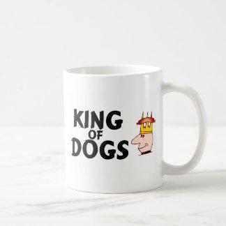 Rey Of Dogs Taza Clásica