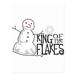 Rey Of Flakes Postal