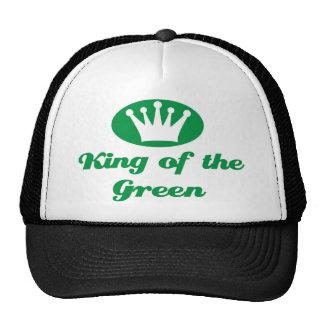 Rey of Green the Gorro De Camionero