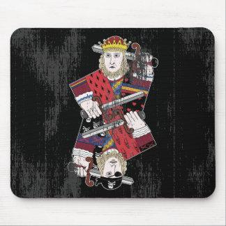 Rey Of Hearts y pirata también Tapetes De Ratones