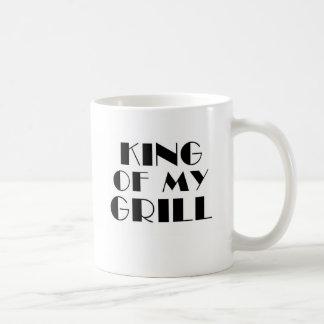 Rey Of My Grill. Tazas De Café
