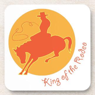 Rey Of Rodeo Posavasos De Bebidas