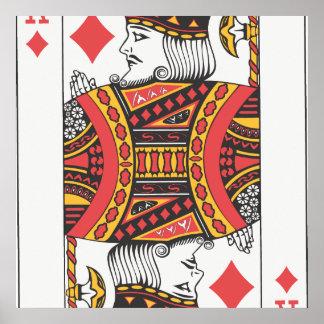 Rey Of Spades Impresiones