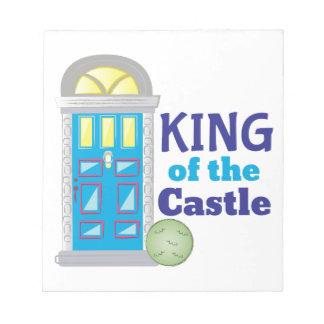 Rey Of The Castle Bloc De Notas