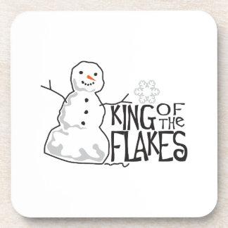 Rey Of The Flakes Posavasos De Bebida