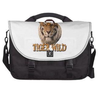 Rey Of The Jungle del tigre Bolsas De Ordenador