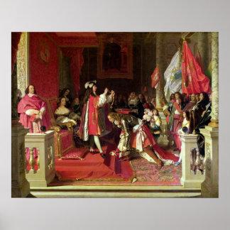 Rey Philip V de España Posters