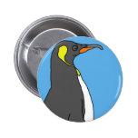 Rey pingüino de sexo masculino