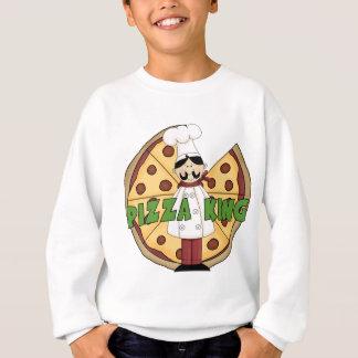 Rey Pizza T-Shirt de la pizza Playeras