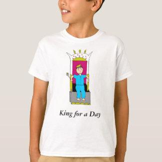 Rey por un día poleras